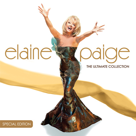 Elaine Paige - The Ultimate Collection: Special Ltd Edition (2CD Album - 2014 Rhino / Warner Music)