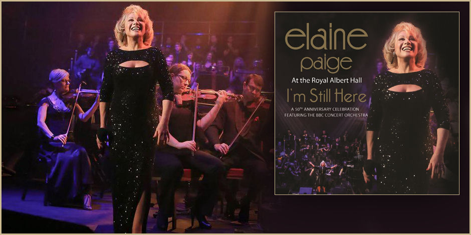 Order Elaine's new '50th Anniversary' live album