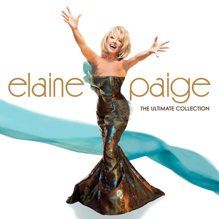 Elaine Paige - The Ultimate Collection (Standard Album - 2014 Rhino / Warner Music CD)